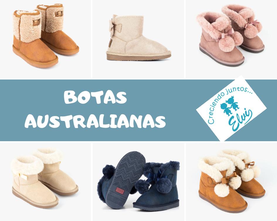 botas australianas niños